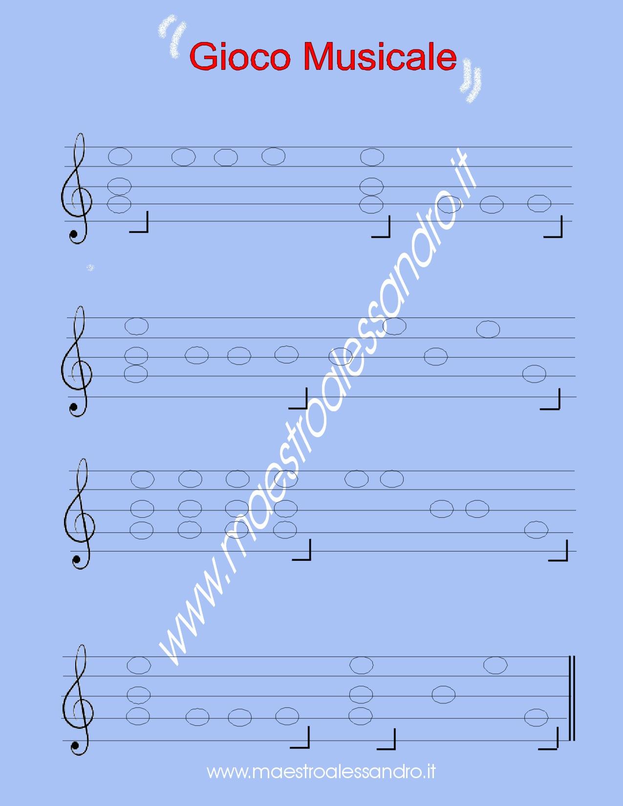 Chitarra per bambini iniziamo con 3 note musica a - Pagina da colorare per chitarra ...