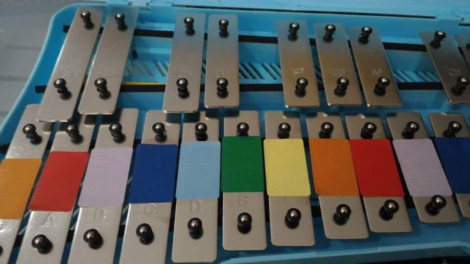 metallofono  il Metallofono: come si suona e quali modelli utilizzare a scuola ...